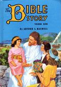 Bible Story HC (1953-1957 By Arthur S. Maxwell) 9-1ST