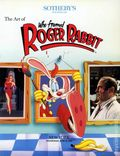 Art of Who Framed Roger Rabbit SC (1989 Sotheby's) 1-1ST