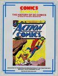 Comics The Golden Age The History of DC Comics SC (1985) 1-1ST