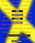 Unofficial X-Files Companion SC (1995) 2-1ST