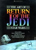 Art of Star Wars SC (1979-1983 Del Rey Books) Episodes IV-VI 1st Edition 3-1ST