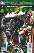 Green Lantern Emerald Warriors (2010) 7A