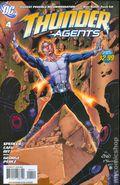 THUNDER Agents (2010 DC) 4
