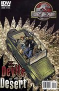 Jurassic Park Devils in the Desert (2011 IDW) 2A