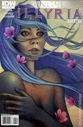 Angel Illyria Haunted (2010 IDW) 4A