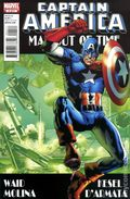 Captain America Man Out of Time (2010 Marvel) 4