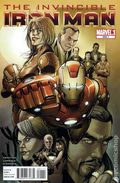 Invincible Iron Man (2008) 500.1