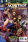 Justice League (2011) 13COMBO