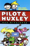 Pilot and Huxley GN (2011) 1-1ST