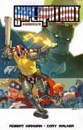 Superpatriot America's Fighting Force TPB (2011 Image) 1-1ST