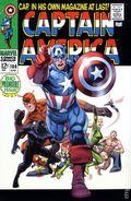 Captain America Omnibus HC (2011- Marvel) 1st Edition 1A-1ST