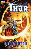 Thor The Death of Odin TPB (2011 Marvel) 2nd Edition 1-1ST
