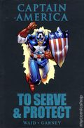 Captain America To Serve and Protect HC (2011 Marvel) Premiere Edition 1-1ST