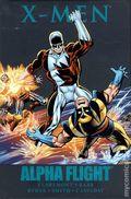 X-Men/Alpha Flight HC (2011 Marvel) Premiere Edition 1-1ST
