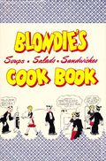 Blondie's Cook Book HC (1947 Bell Syndicate) 1-1ST