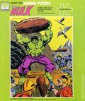 Incredible Hulk Jigsaw Puzzle (1976 Guild) PZL-4675