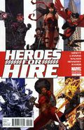 Heroes for Hire (2010 3rd Series) 1E