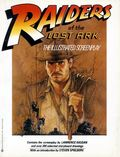 Raiders of the Lost Ark The Illustrated Screenplay SC (1981 Ballantine) 1-1ST