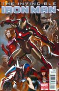 Invincible Iron Man (2008) 500C