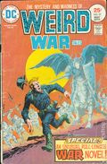Weird War Tales (1971 DC) Mark Jewelers 37MJ