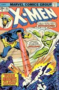 Uncanny X-Men (1963 1st Series) Mark Jewelers 93MJ