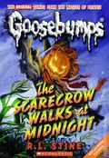 Goosebumps The Scarecrow Walks at Midnight SC (2010 Novel) 1-1ST
