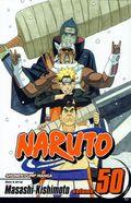 Naruto TPB (2003-2015 Shonen Jump Edition Digest) 50-1ST