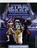 Star Wars The Clone Wars The Galactic Photobook SC (2008) 1B-1ST