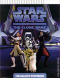 Star Wars The Clone Wars The Galactic Photobook SC (2008) 1A-1ST