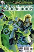 Green Lantern Emerald Warriors (2010) 8A