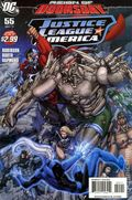 Justice League of America (2006 2nd Series) 55A