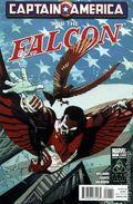 Captain America and Falcon (2011 Marvel) 1A