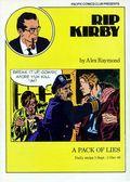 Rip Kirby TPB (1980 Pacific Comics Club Presents) 12-1ST