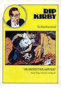 Rip Kirby TPB (1980 Pacific Comics Club Presents) 15-1ST
