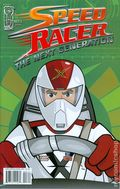 Speed Racer Next Generation Birthright (2008) 3