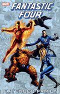 Fantastic Four Extended Family TPB (2011 Marvel) 1-1ST