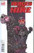 Heroes for Hire (2010 3rd Series) 3B