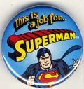 DC Comics Button (2010-Present Ata-Boy) B-81079