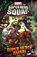 Super Hero Squad Super Hero Safari TPB (2011 Digest) 1-1ST