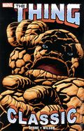 Thing Classic TPB (2011-2012 Marvel) 1-1ST