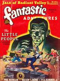 Fantastic Adventures (1939-1953 Ziff-Davis Publishing) Pulp Mar 1940