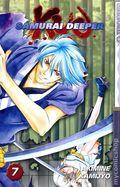Samurai Deeper Kyo GN (2003-2010 Tokyopop Digest) 7-1ST
