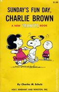 Sunday's Fun Day, Charlie Brown SC (1965 Peanuts Book) 1-REP