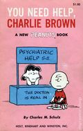 You Need Help, Charlie Brown SC (1966 Peanuts Book) 1-REP