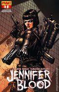 Jennifer Blood (2011 Dynamite) 1D