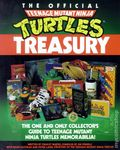 Official Teenage Mutant Ninja Turtles Treasury SC (1991 Villard) The One and Only Collector's Guide to TMNT Memorabillia 1-1ST