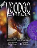 Voodoo Child Illustrated Legend of Jimi Hendrix HC (1995) 1N-1ST