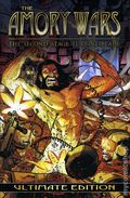 Amory Wars The Second Stage Turbine Blade HC (2010 Boom Studios) Ultimate Edition 1-REP