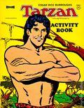 Tarzan Activity Book (Saalfield) 2411
