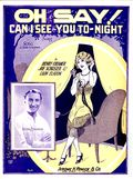 Oh Say Can I See You Tonight Sheet Music 0
